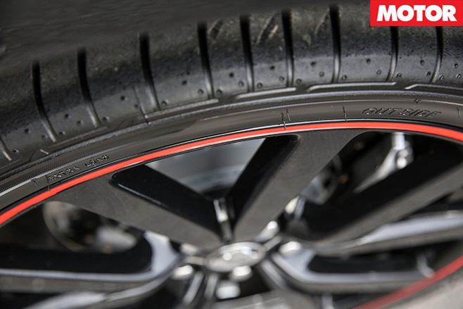 2017-Holden Director wheel