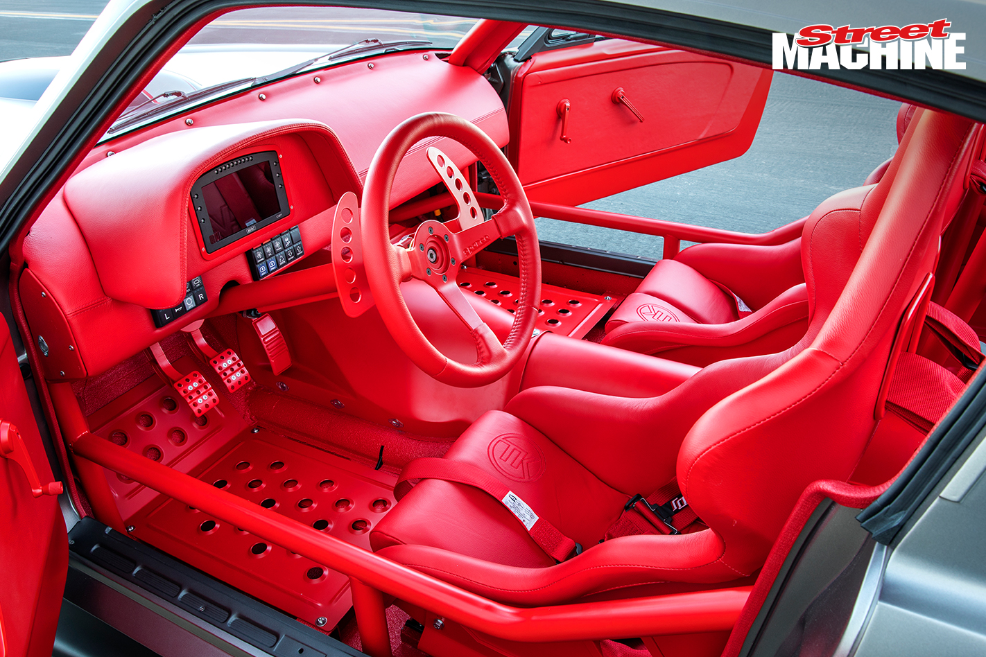 Ford Mustang Vicious Interior