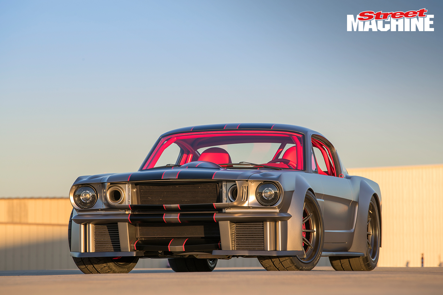 fa0050b6 MILLION DOLLAR, 1000HP VICIOUS '65 MUSTANG - THE ULTIMATE PRO TOURER?