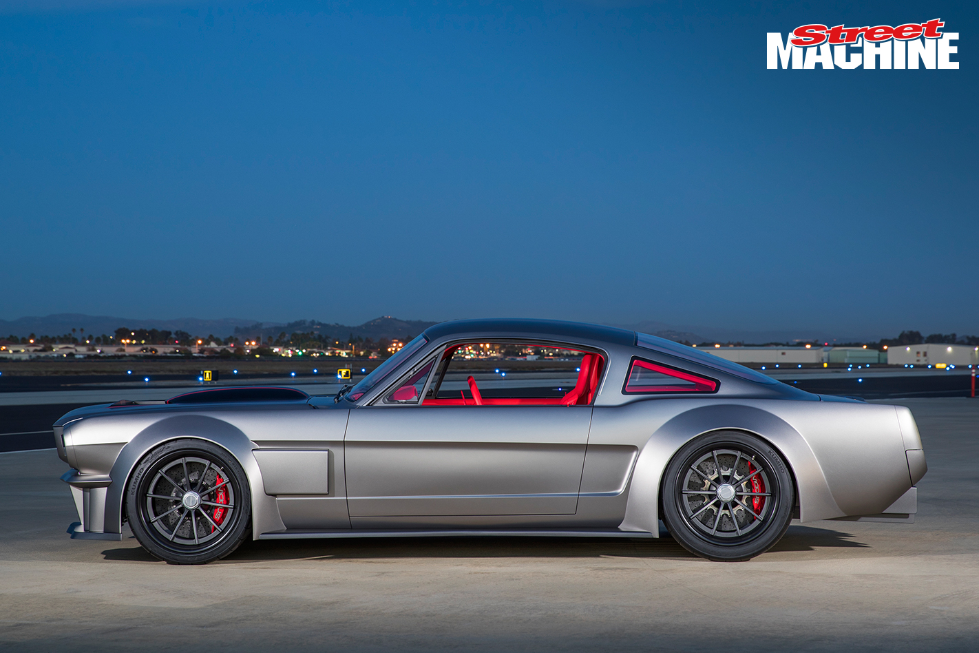 Ford Mustang Vicious Timeless Kustoms 5