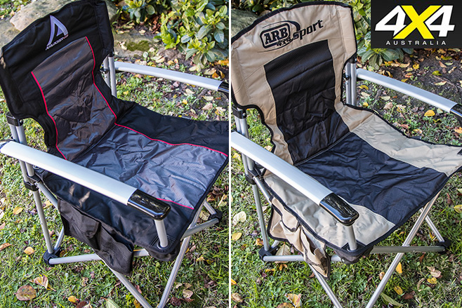 Arb camp chairs