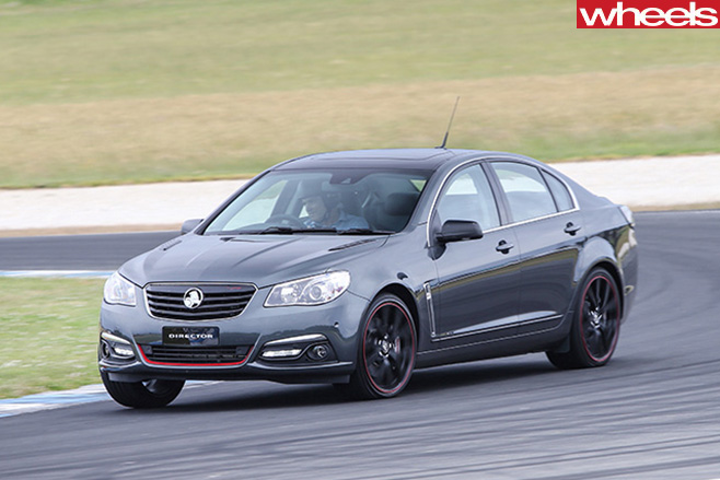 Revealed Holden S Track Tuned Commodores Arrive Wheels