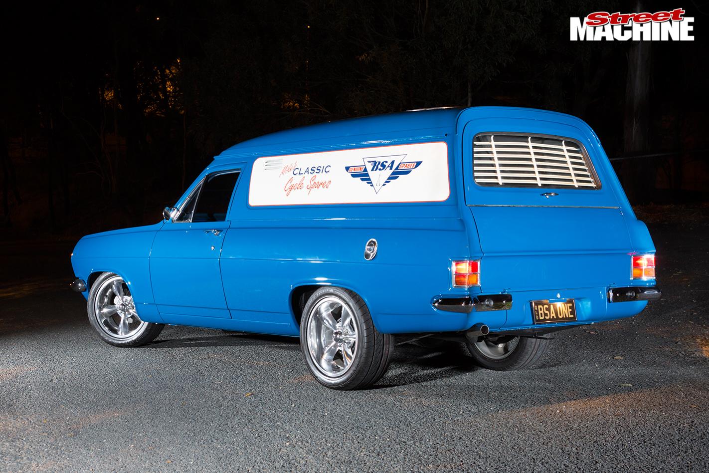 Holden -hr -panel -van -rear