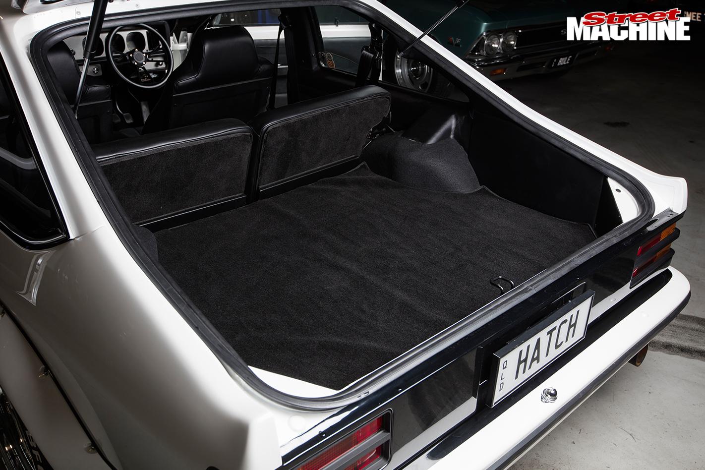 Holden -lx -torana -ss -hatch -boot