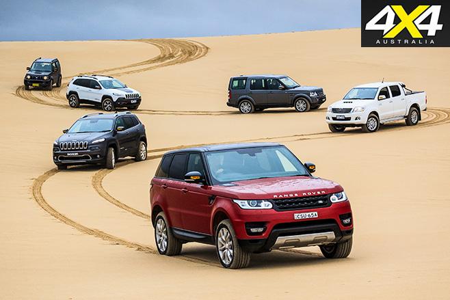 Range -Rover -Sport -SDV8-driving