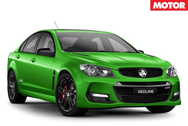 Holden SS-V Redline