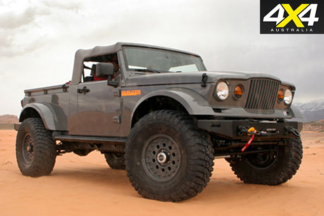Jeep Nukizer front