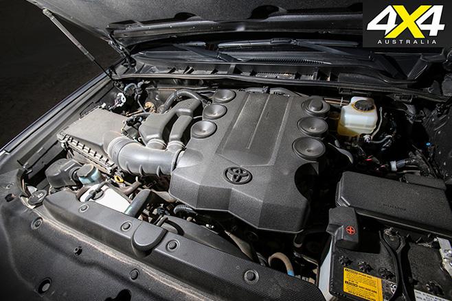 Toyota 4Runner TRD Pro engine