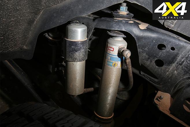 Toyota 4Runner TRD Pro bilstein shicks