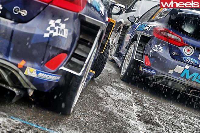 Ford -WRC-cars