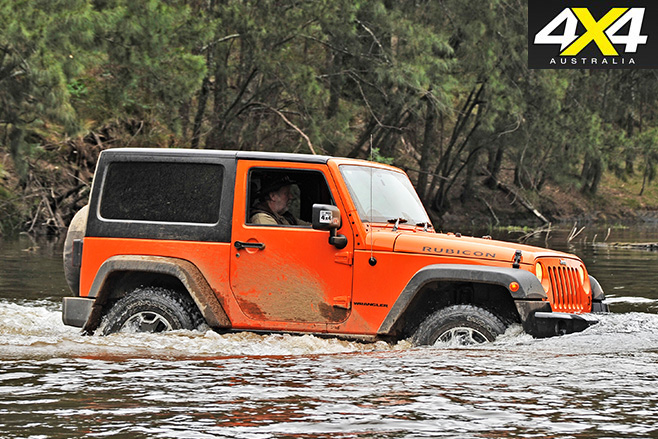 Jeep -Wrangler -Rubicon