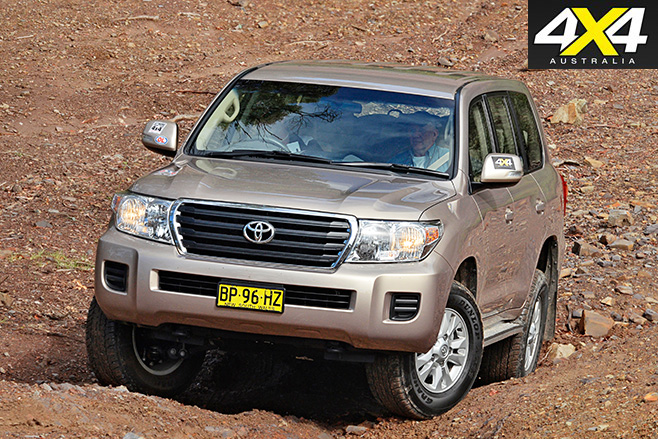 Toyota -Land Cruiser -200-GXL