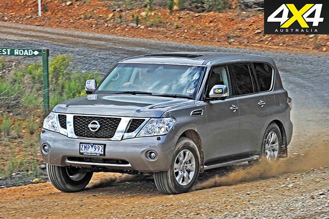 Nissan -Patrol -Ti -L