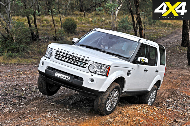 Land -Rover -Discovery -TDv 6-front