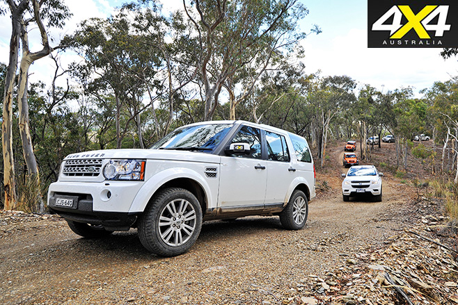 Discovery -leading -convoy
