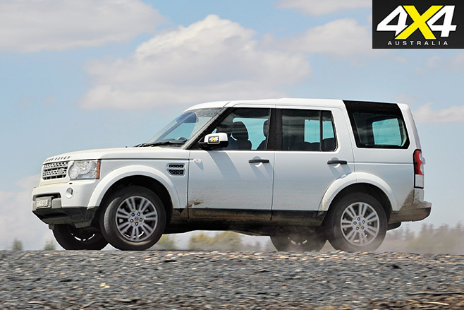 Refined Land Rover