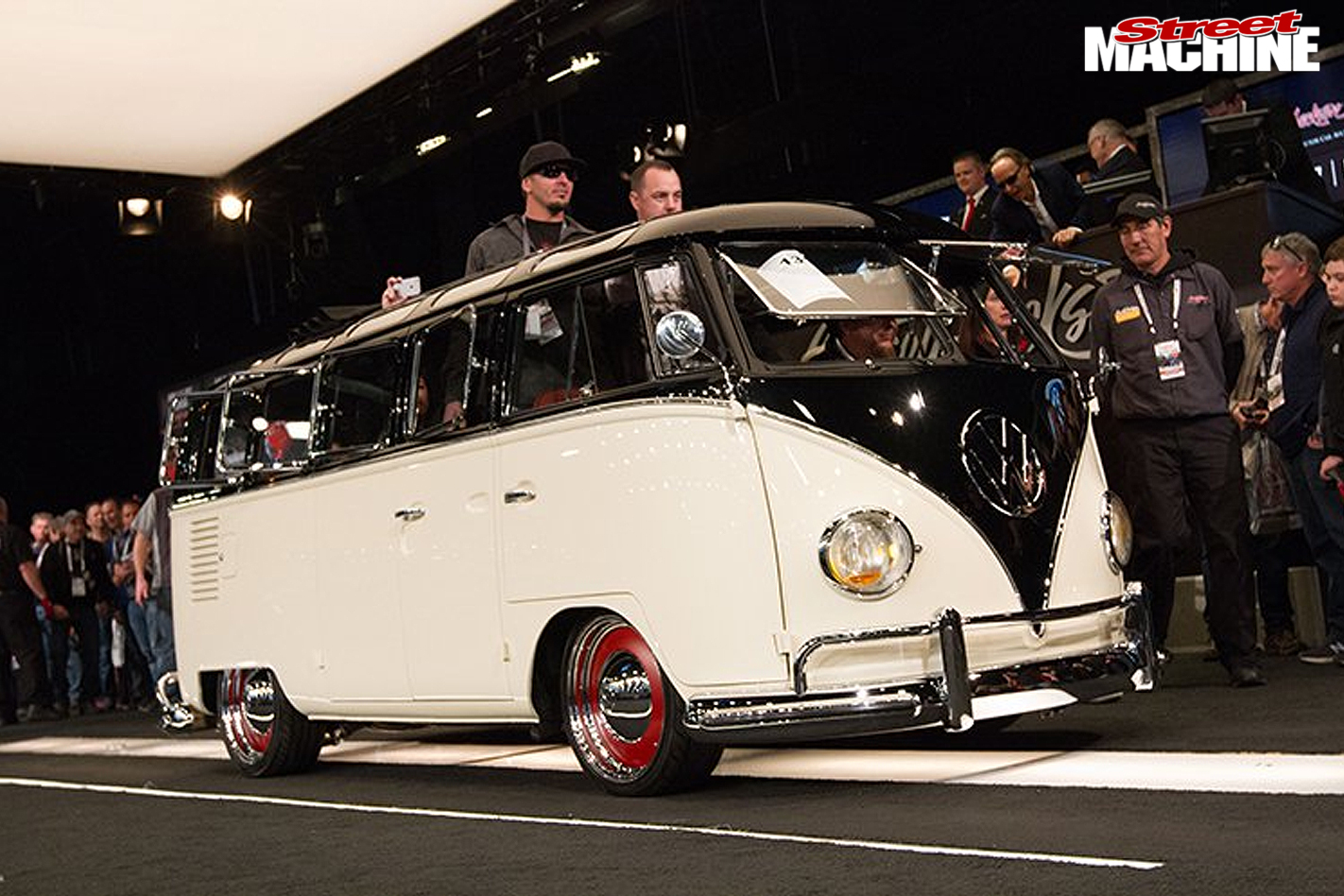Barret -jackson -vw -kombi
