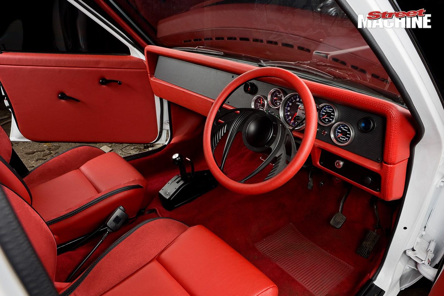 Holden Torana Killa Slr Interior