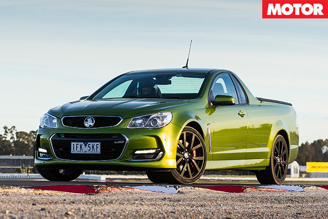 Holden SS-V Redline long-termer update