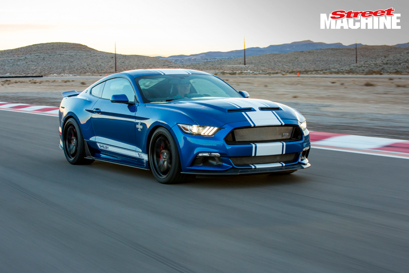 Ford Shelby Super Snake 1