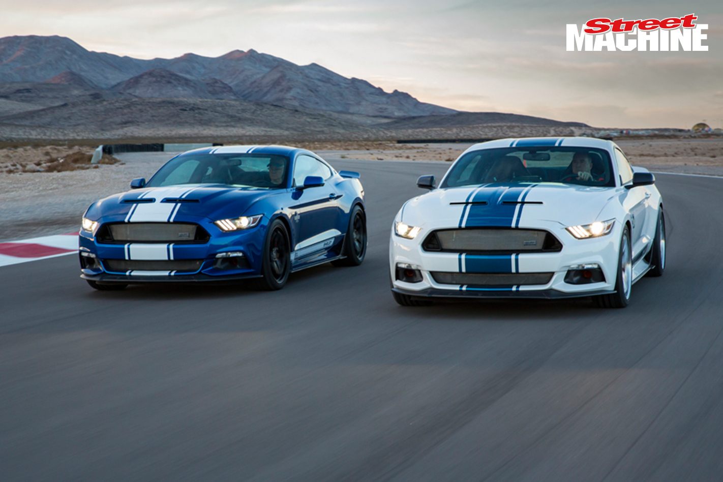 Ford Shelby Super Snake 4