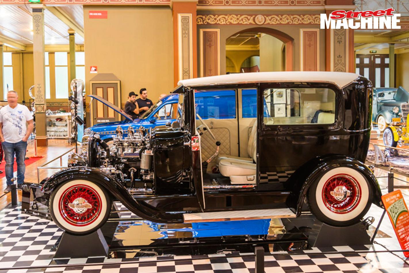 28 Ford Model A Tudor 7612