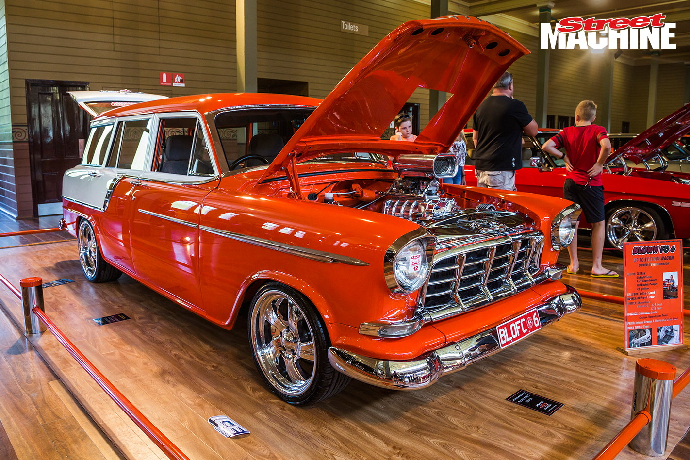 FC Holden Supercharged 8089