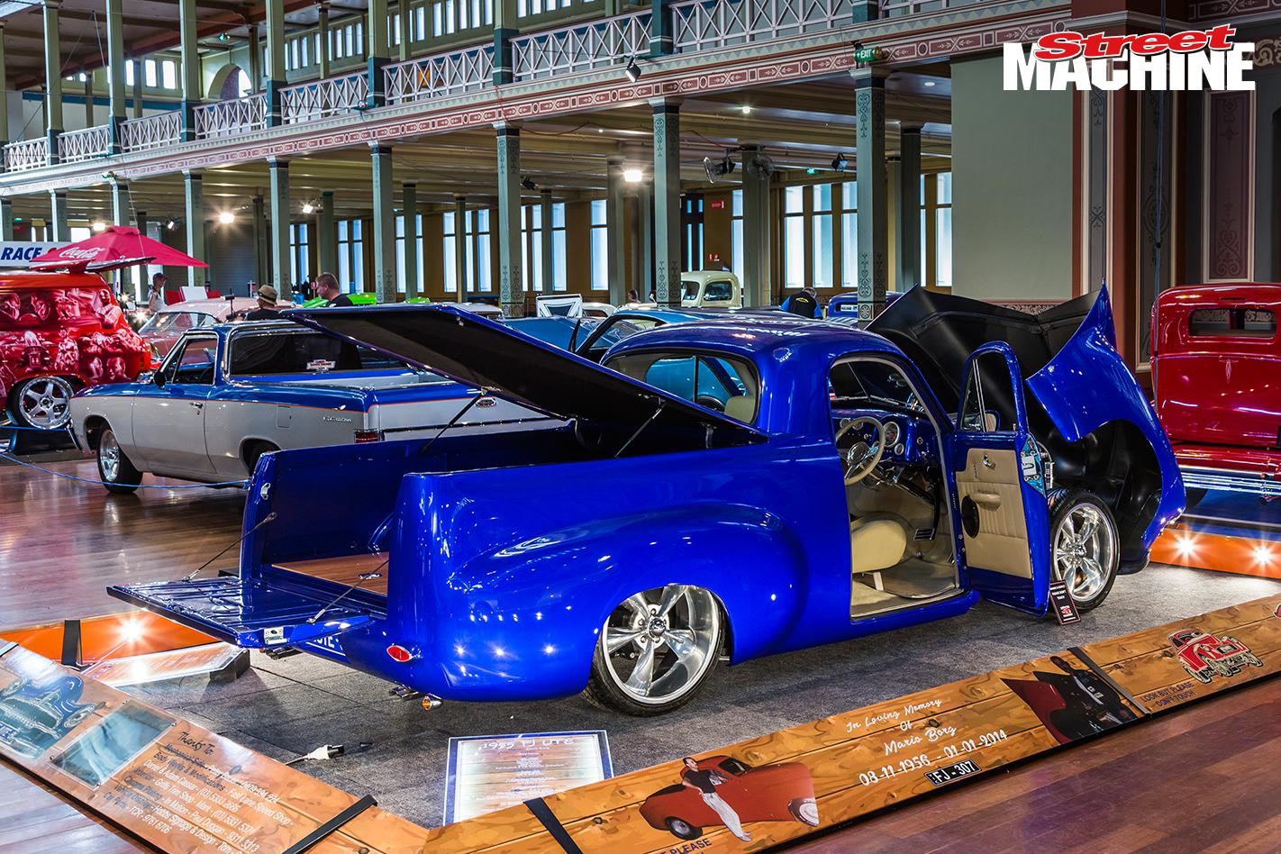 FJ Holden Custom