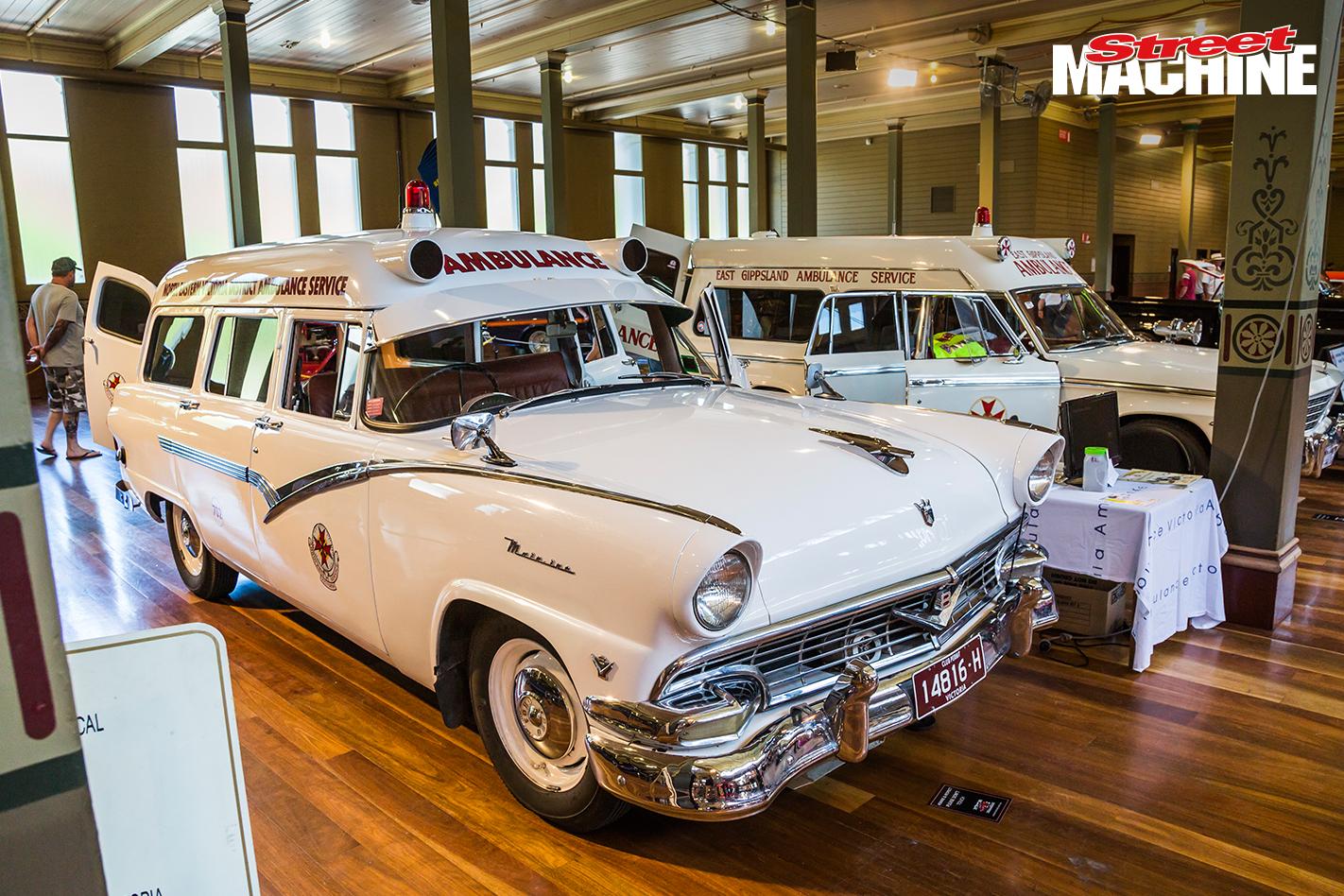 Ford Mainline Ambulance 8099