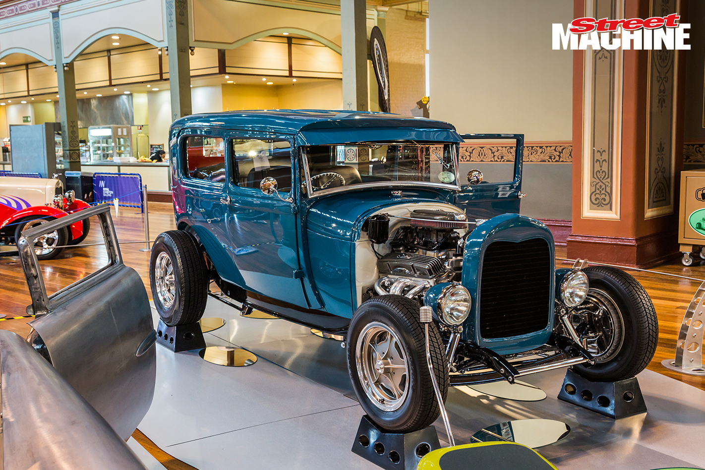 Ford Model A Tudor 7652