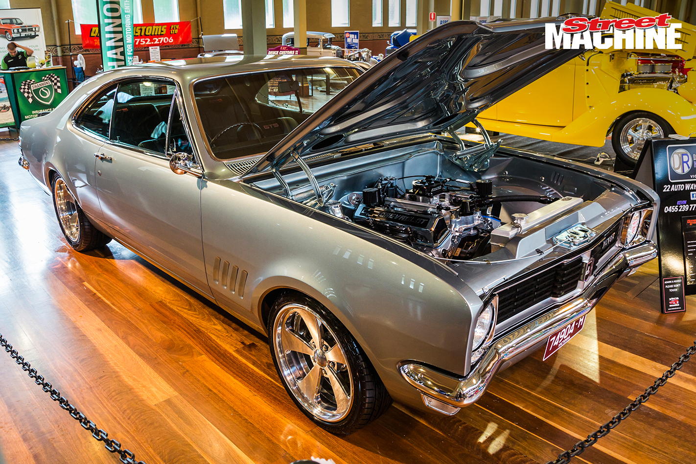 HT Holden Monaro