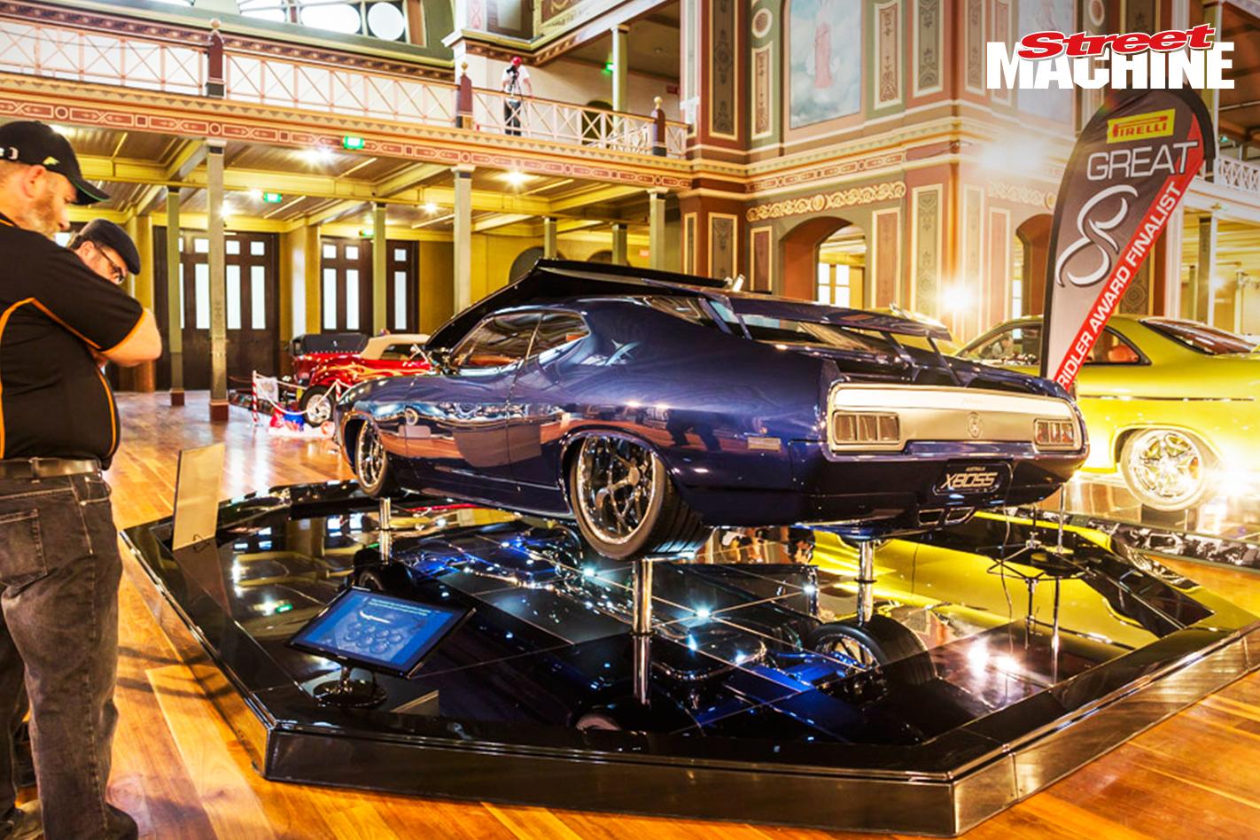 XBOSS XB Falcon Coupe