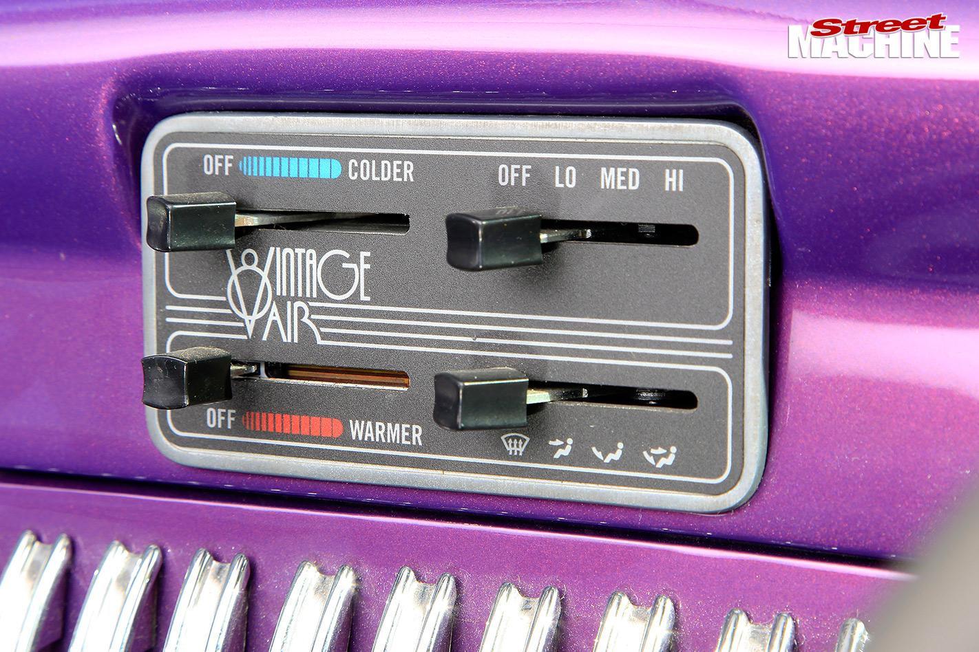 Vauxhall -velox -heater