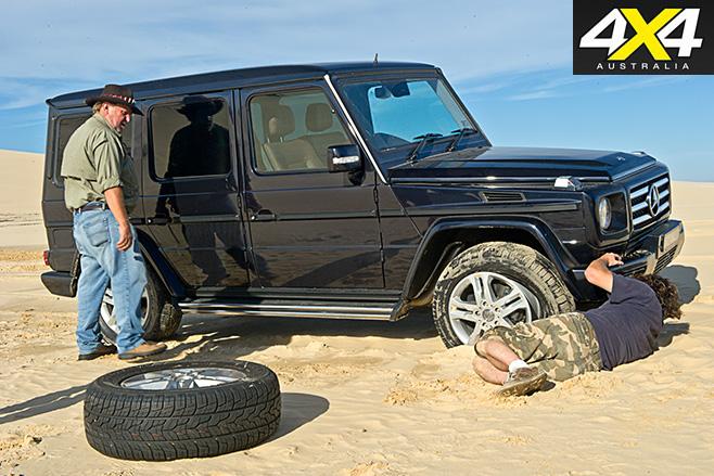 Flat -tyre