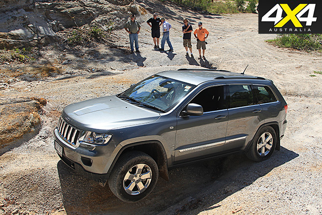 Watching -the -Jeep