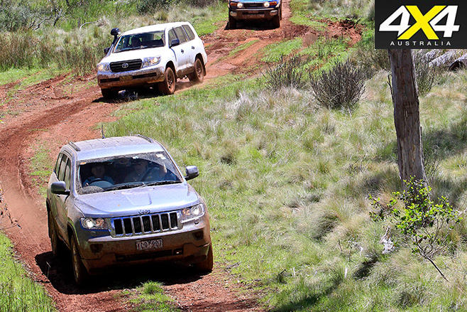 Offroad -driving