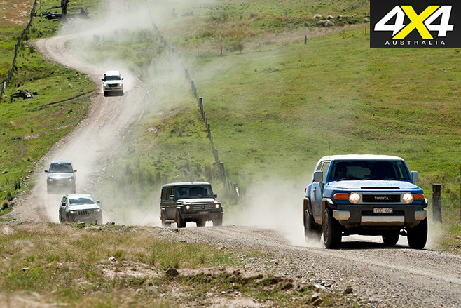 Driving -in -convoy