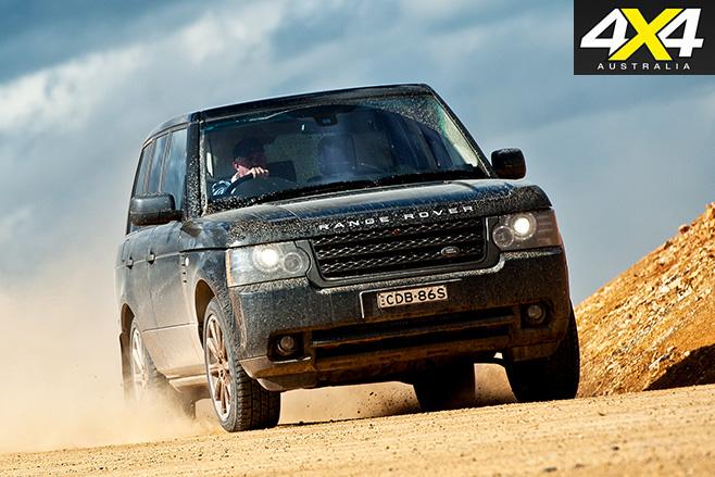 Range -Rover