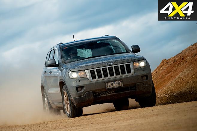 Jeep -Grand -Cherokee