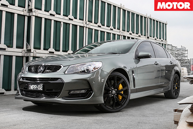 Walkinshaw Performance W407 front side