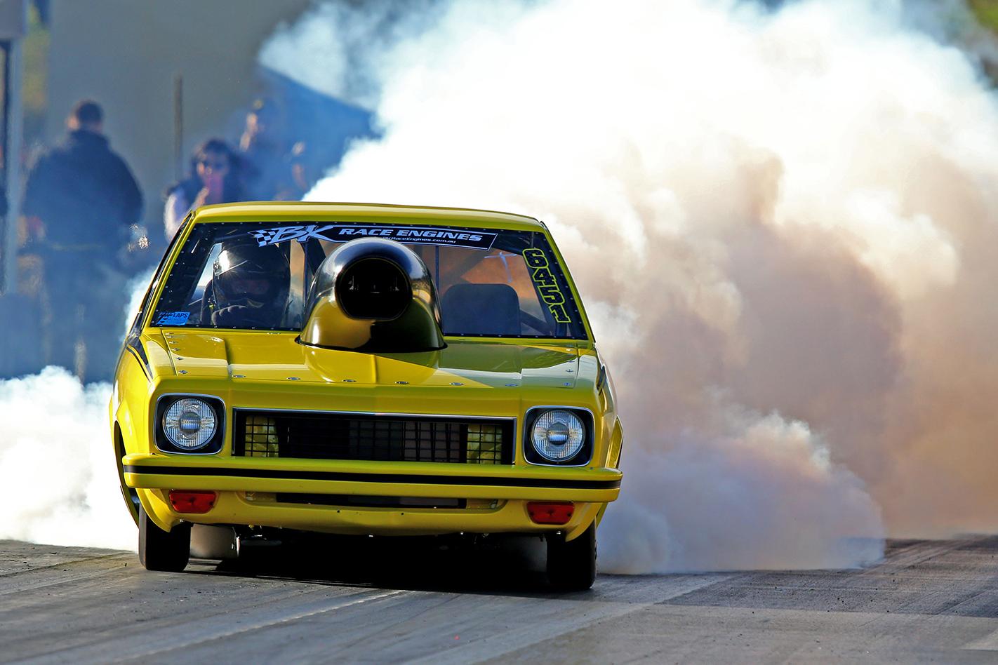 Holden -lx -torana -drag