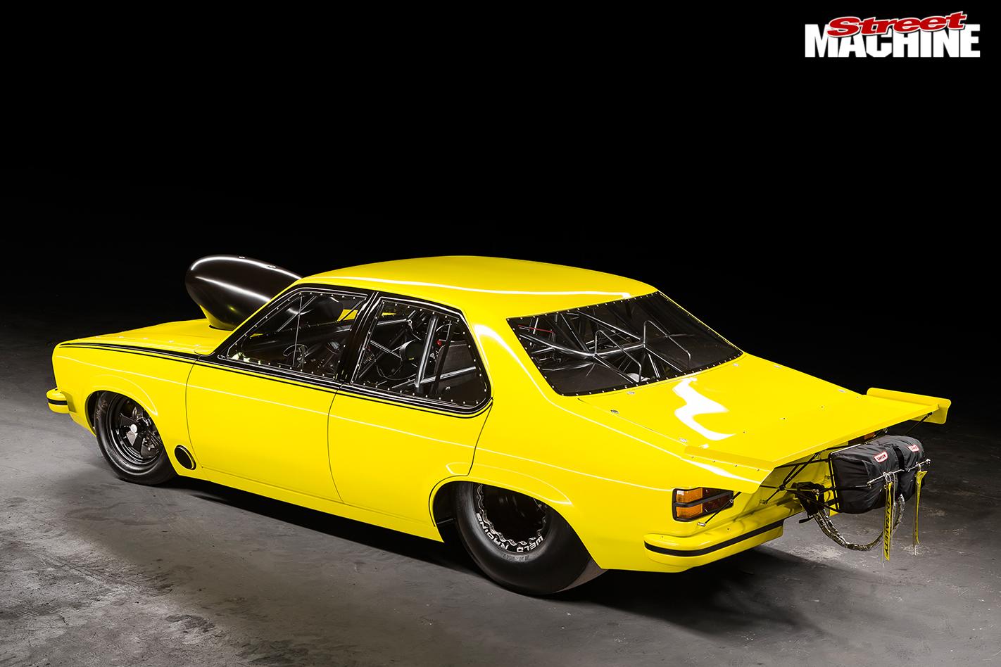 Holden -lx -torana -rear -angle