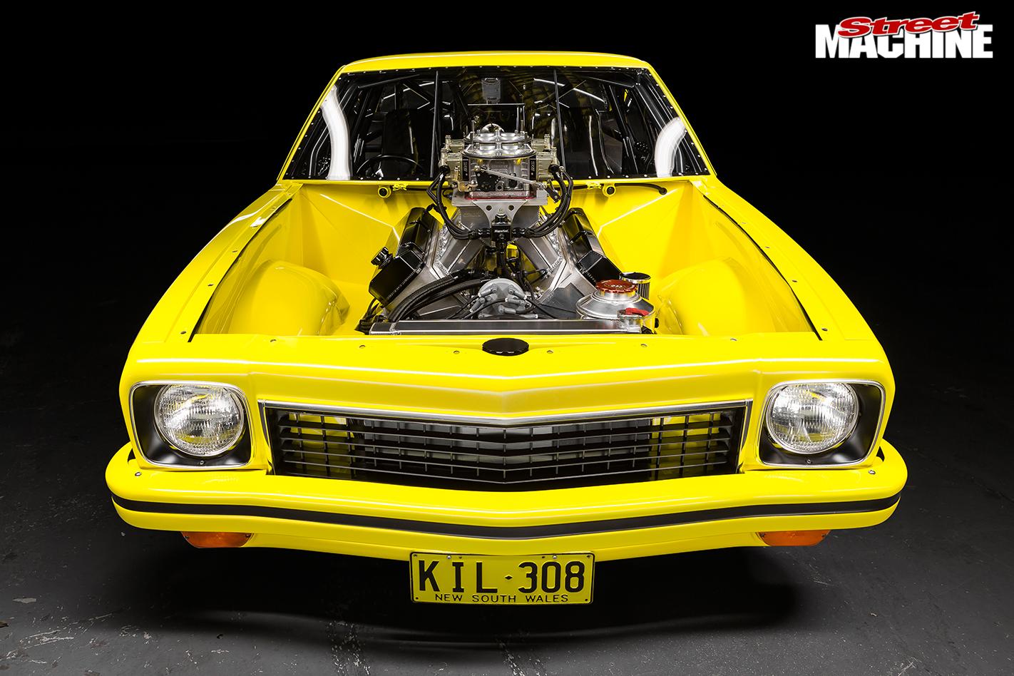 Holden -lx -torana -front