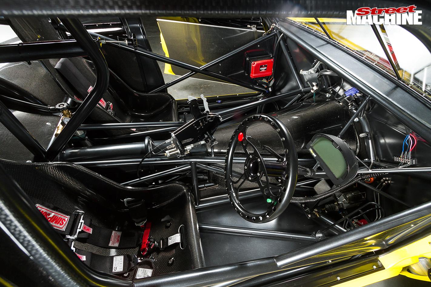 Holden -lx -torana -interior
