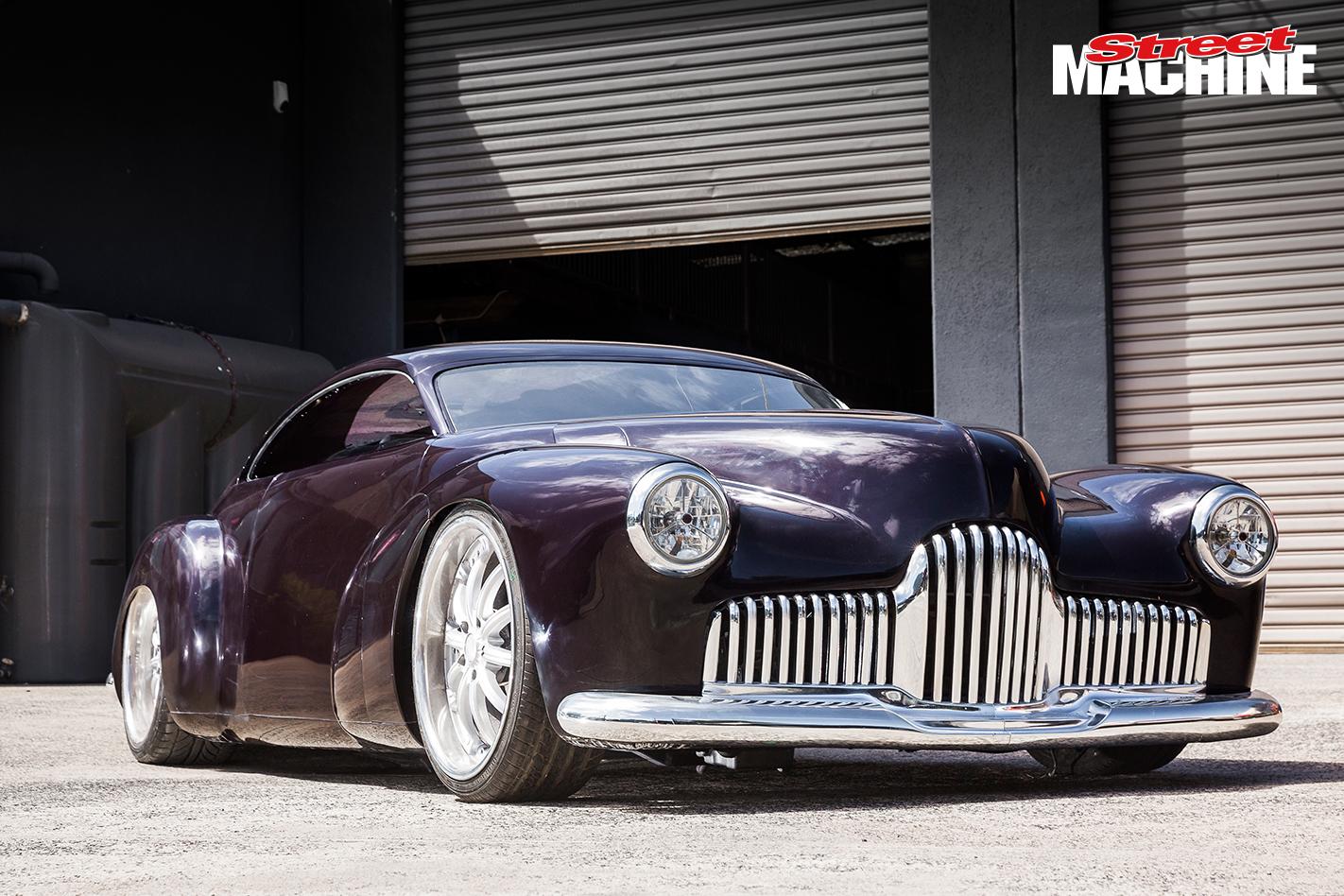 Holden EFIJY Concept Custom