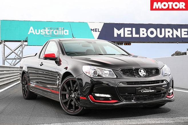 2017 Holden Magnum