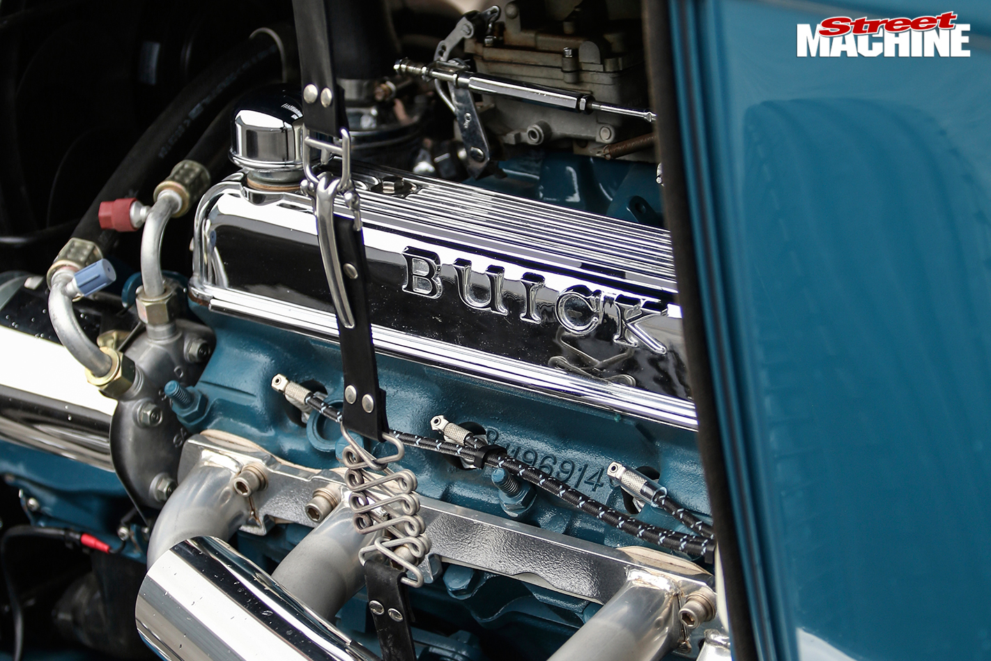 Nailhead -engine