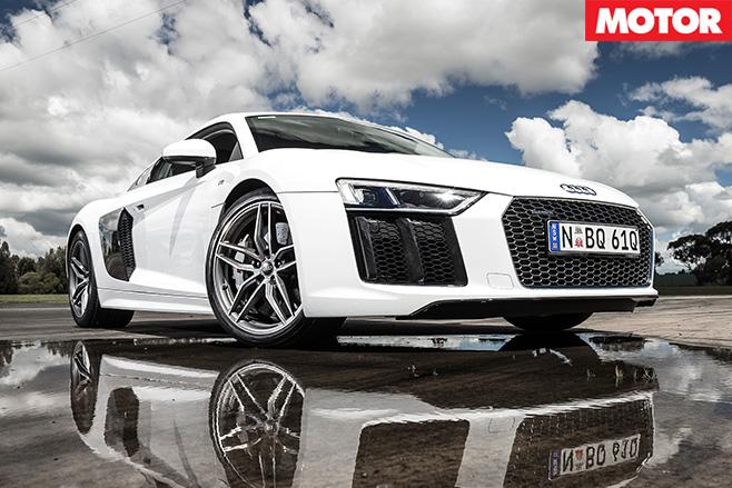 Audi -R8-V10-Plus