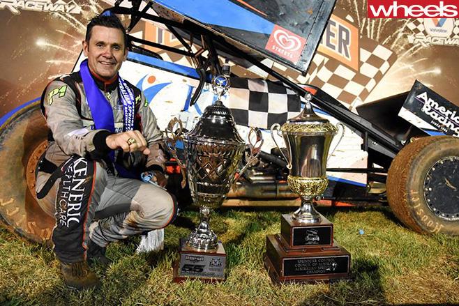 Kerry -Masden -US-Race -car -driver