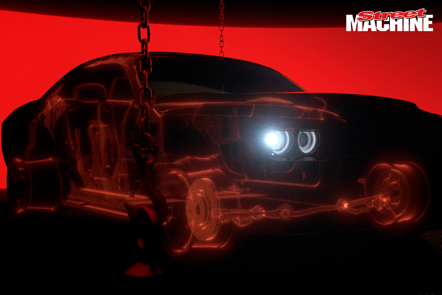 Dodge Challenger Demon 2